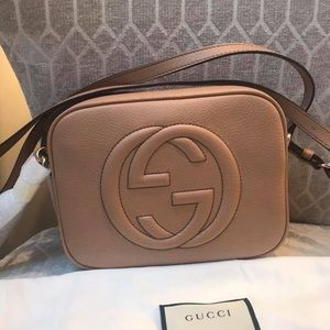 👝 Brand New Gucci Soho Bag